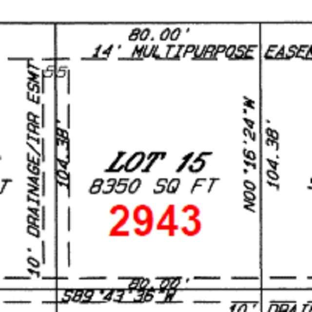 2943 Circling Hawk Street, Grand Junction, CO 81503 (MLS #20215401) :: CENTURY 21 CapRock Real Estate
