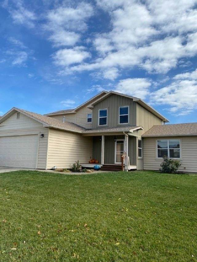 619 Silver Mountain Drive, Grand Junction, CO 81504 (MLS #20215644) :: The Joe Reed Team