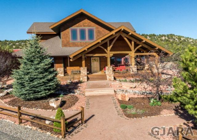 20550 Little Park Road, Glade Park, CO 81523 (MLS #681914) :: The Christi Reece Group