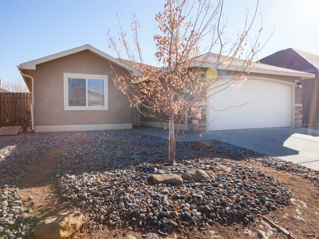 422 Bear Dance Drive, Grand Junction, CO 81507 (MLS #20176120) :: CapRock Real Estate, LLC