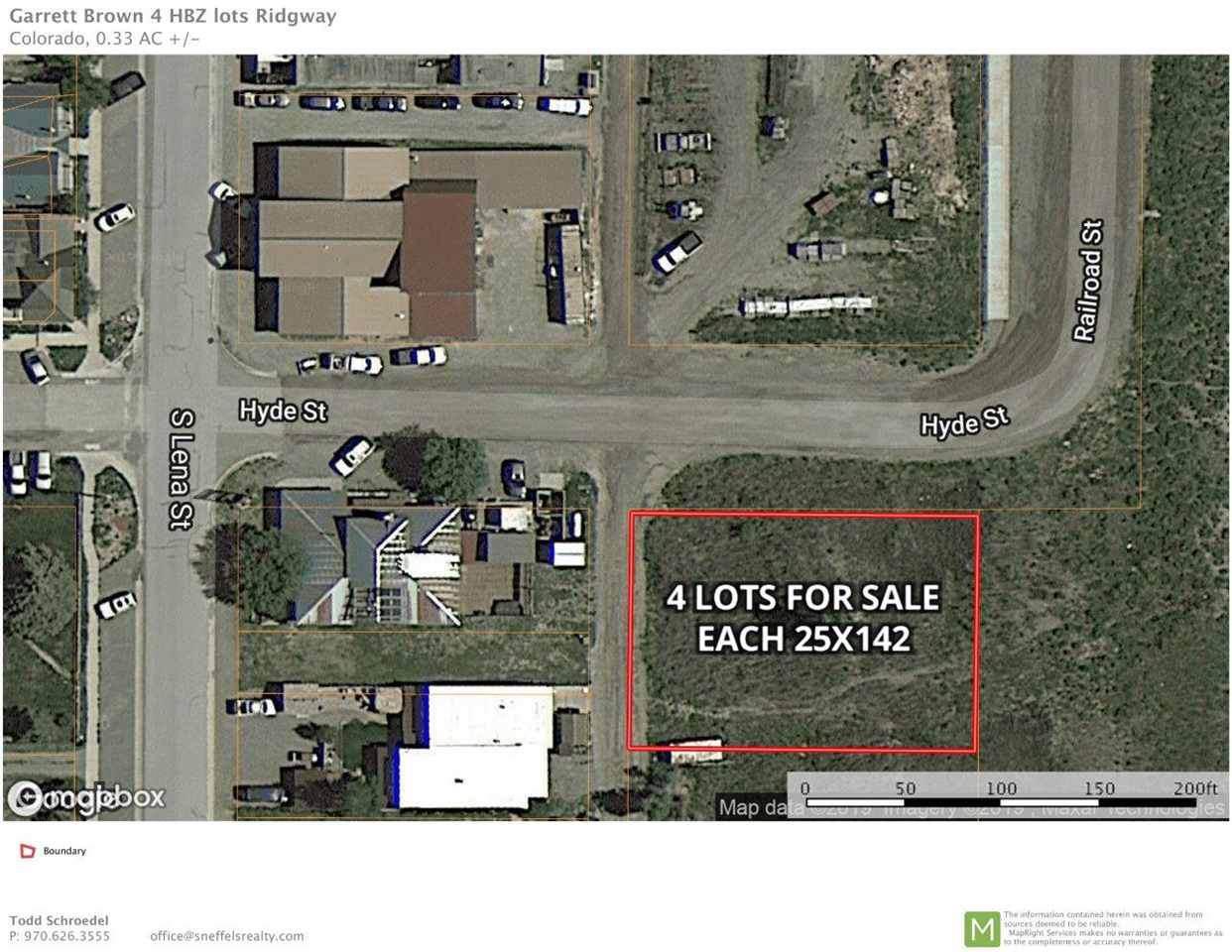 Lots 13-16 Hyde Street - Photo 1