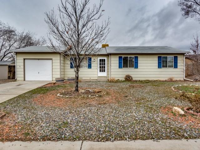838 Logan Street, Palisade, CO 81526 (MLS #20191132) :: The Grand Junction Group