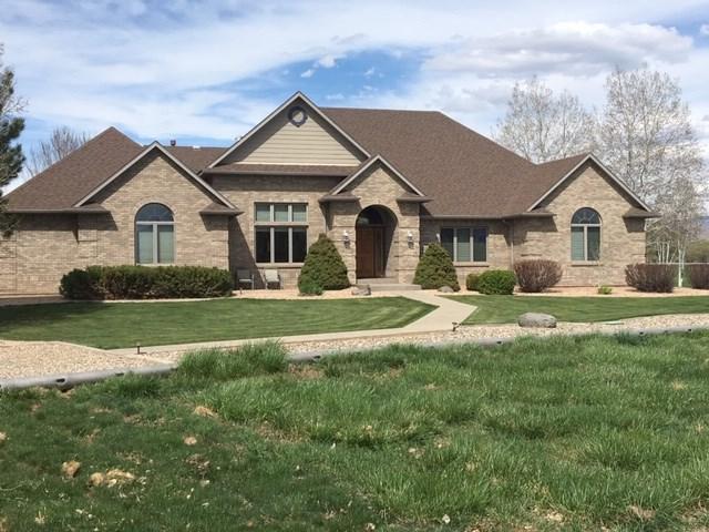 1776 N 3/10 Road, Fruita, CO 81521 (MLS #20191915) :: CapRock Real Estate, LLC
