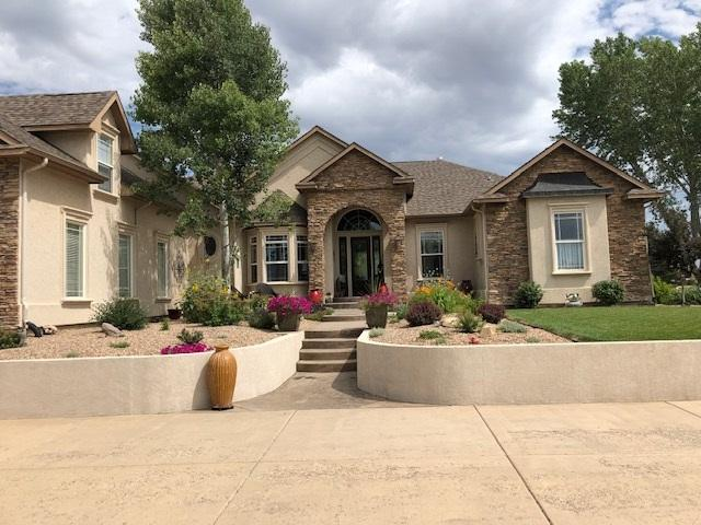 2579 Fox Run, Grand Junction, CO 81505 (MLS #20192777) :: The Grand Junction Group with Keller Williams Colorado West LLC