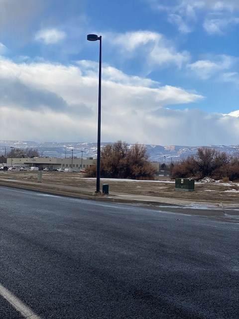 TBD 25 1/2 Road, Grand Junction, CO 81505 (MLS #20200245) :: CENTURY 21 CapRock Real Estate