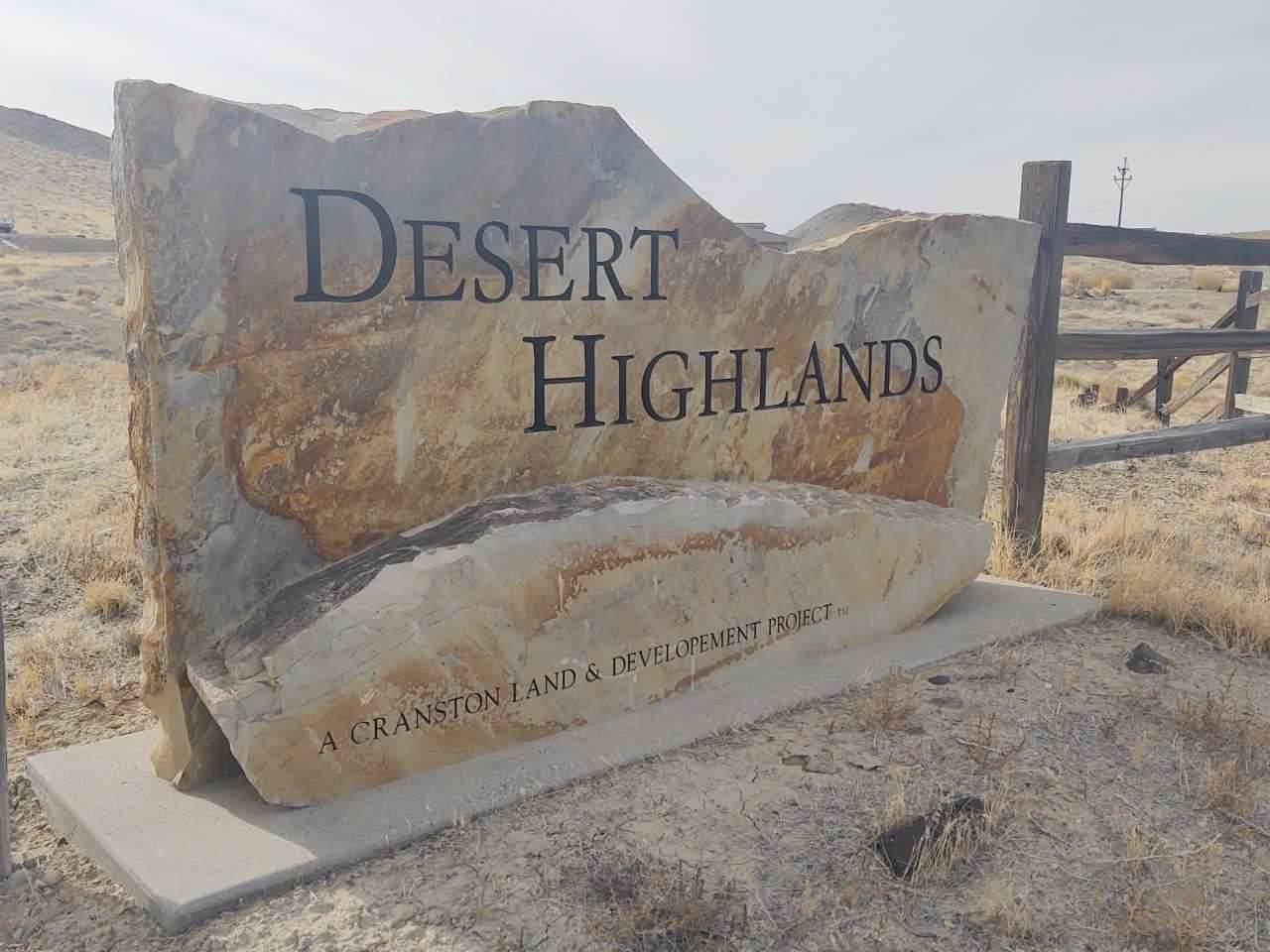 480 Desert Bluff Court - Photo 1