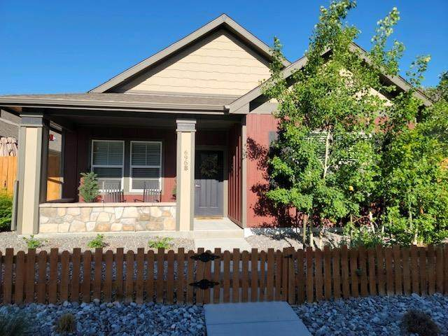 696 Creek Lane B, Grand Junction, CO 81505 (MLS #20212327) :: The Grand Junction Group with Keller Williams Colorado West LLC