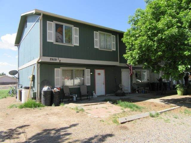 2909.5 Dawn Drive, Grand Junction, CO 81504 (MLS #20212352) :: The Grand Junction Group with Keller Williams Colorado West LLC