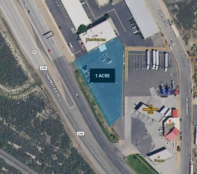 TBD Highway 6&50, Grand Junction, CO 81505 (MLS #20215138) :: The Joe Reed Team
