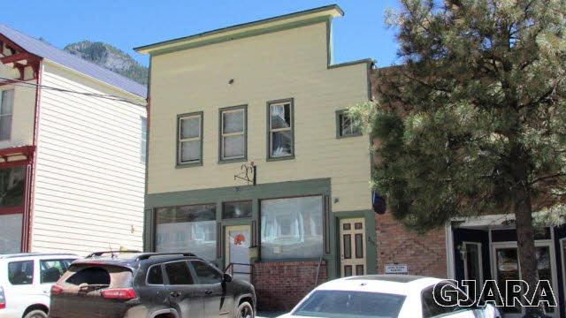 319 6th Avenue, Ouray, CO 81427 (MLS #682735) :: CapRock Real Estate, LLC