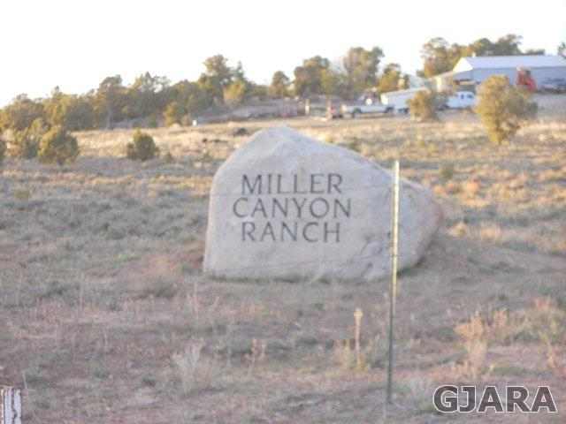 TBD Miller Canyon Ranch Road, Glade Park, CO 81523 (MLS #664116) :: The Grand Junction Group