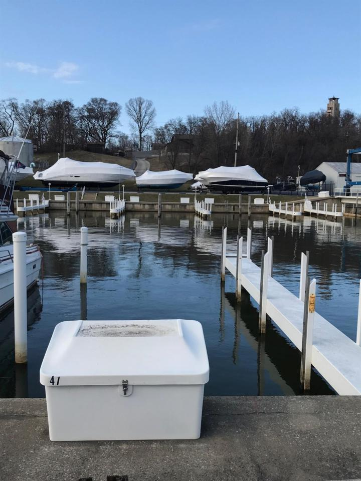 0 Marine Park East Boat Slip 47 Drive - Photo 1