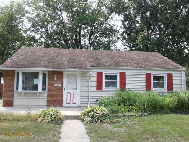 430 N Lindberg Street, Griffith, IN 46319 (MLS #416816) :: Rossi and Taylor Realty Group