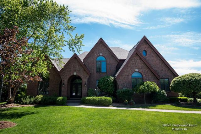 10022 Tanglewood Court, Munster, IN 46321 (MLS #421075) :: Rossi and Taylor Realty Group