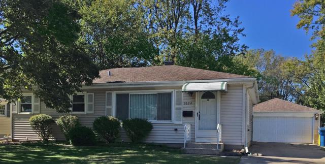 1034 N Elmer Street, Griffith, IN 46319 (MLS #424054) :: Rossi and Taylor Realty Group