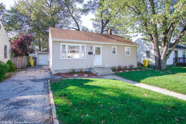 230 N Lindberg Street, Griffith, IN 46319 (MLS #424065) :: Rossi and Taylor Realty Group