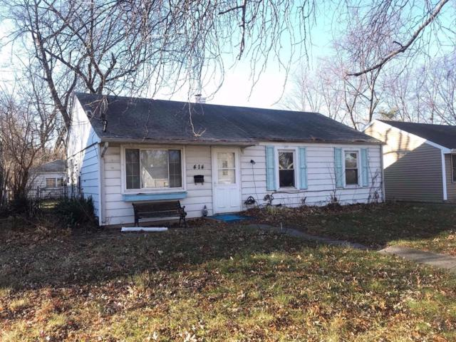 414 N Lindberg Street, Griffith, IN 46319 (MLS #426504) :: Rossi and Taylor Realty Group