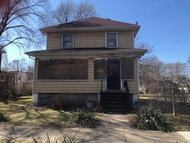 760 Tyler Street, Gary, IN 46402 (MLS #430976) :: Rossi and Taylor Realty Group