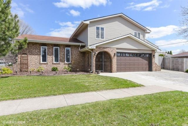 2114 Bluebird Lane, Highland, IN 46322 (MLS #432641) :: Rossi and Taylor Realty Group