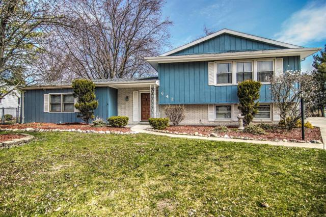 642 Omega Drive, Crown Point, IN 46307 (MLS #433274) :: Rossi and Taylor Realty Group