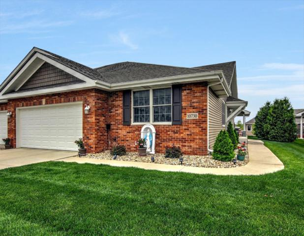 10730 Maple Lane, St. John, IN 46373 (MLS #435306) :: Rossi and Taylor Realty Group