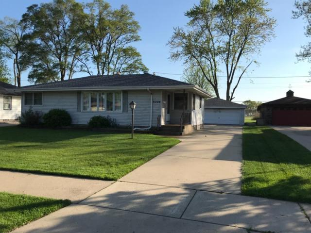 9224 Oday Drive, Highland, IN 46322 (MLS #435539) :: Rossi and Taylor Realty Group