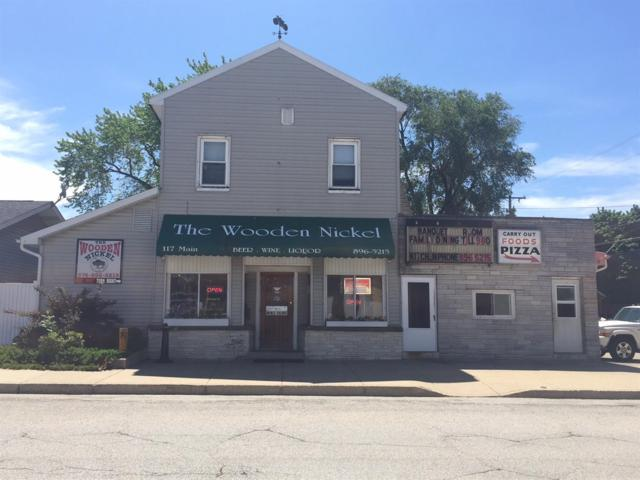 117 W Main Street, North Judson, IN 46366 (MLS #435710) :: Rossi and Taylor Realty Group