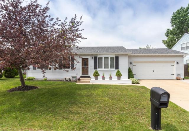 214 Sandalwood Drive, Valparaiso, IN 46385 (MLS #437293) :: Rossi and Taylor Realty Group