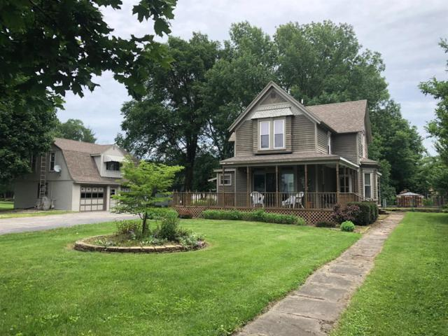 805 N 1st Street, Kentland, IN 47951 (MLS #437642) :: Rossi and Taylor Realty Group