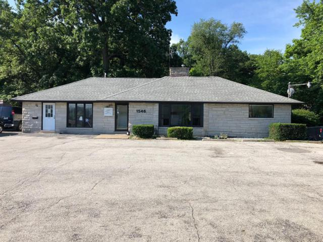 1546 Joliet Street, Dyer, IN 46311 (MLS #437821) :: Rossi and Taylor Realty Group