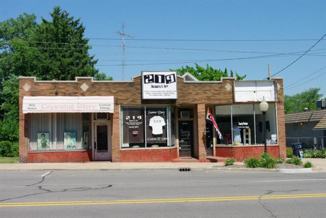 1604-1608 Franklin Street, Michigan City, IN 46360 (MLS #438599) :: Rossi and Taylor Realty Group