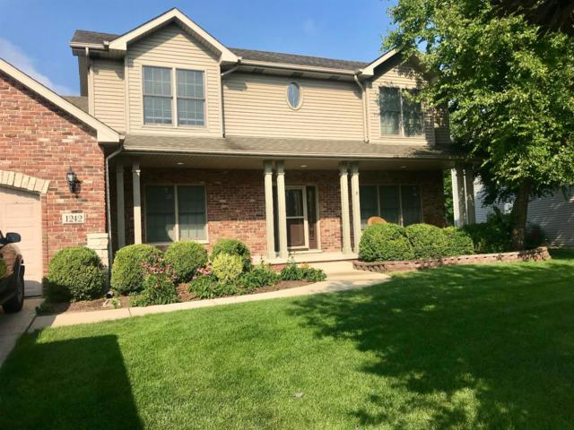 1242 Wildflower Way, Schererville, IN 46375 (MLS #440803) :: Rossi and Taylor Realty Group