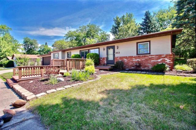 333 W Woodland Court, Lowell, IN 46356 (MLS #444560) :: Rossi and Taylor Realty Group