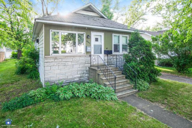 8942 Richard Street, Highland, IN 46322 (MLS #444662) :: Rossi and Taylor Realty Group
