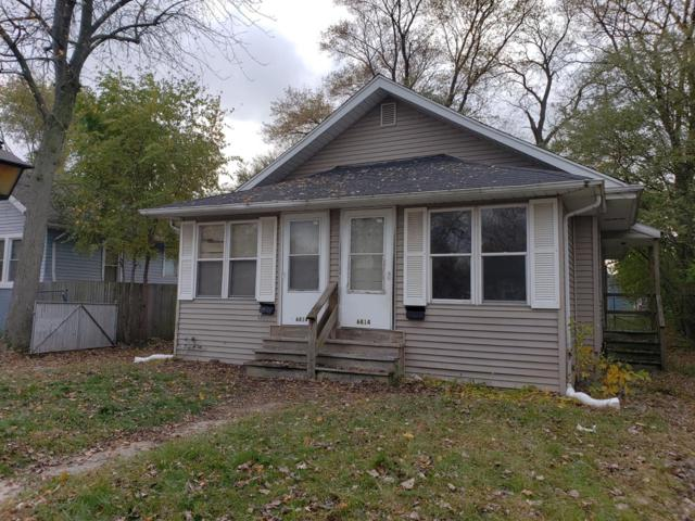 6814 California Avenue, Hammond, IN 46323 (MLS #446074) :: Rossi and Taylor Realty Group