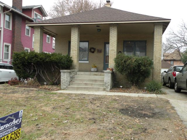 39 Highland Street, Hammond, IN 46320 (MLS #446433) :: Rossi and Taylor Realty Group