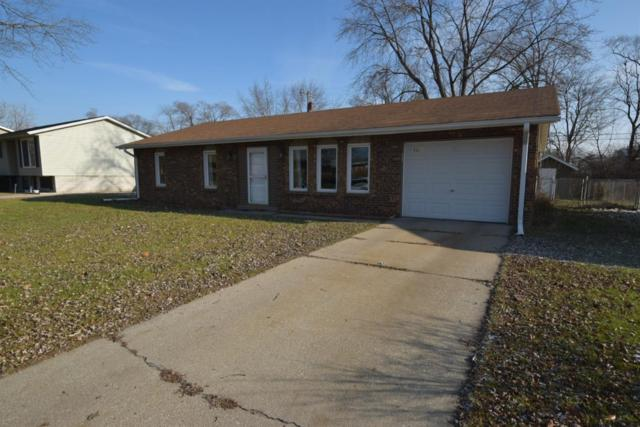 5521 Grant Street, Merrillville, IN 46410 (MLS #447163) :: Rossi and Taylor Realty Group