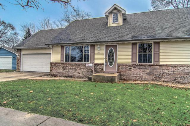 301 W Anderson Street, Crown Point, IN 46307 (MLS #447182) :: Rossi and Taylor Realty Group