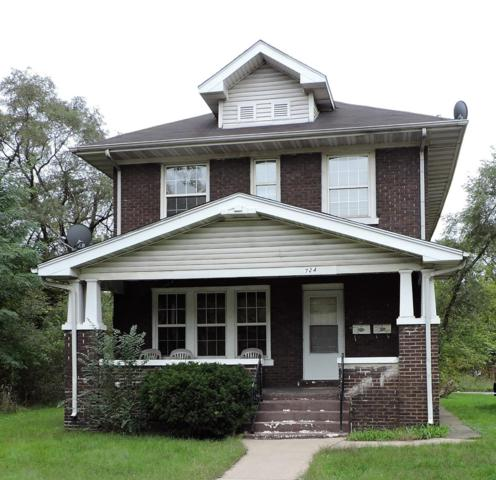 724 Delaware Street, Gary, IN 46402 (MLS #447215) :: Rossi and Taylor Realty Group