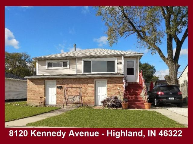 8120 Kennedy Avenue, Highland, IN 46322 (MLS #447580) :: Rossi and Taylor Realty Group