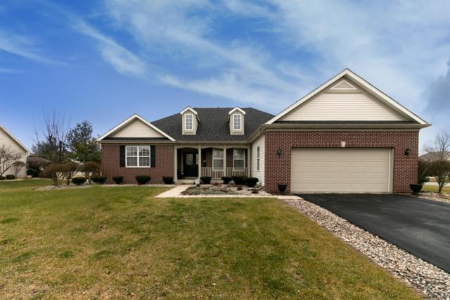 1357 Golden Leaf Lane, Schererville, IN 46375 (MLS #449233) :: Rossi and Taylor Realty Group