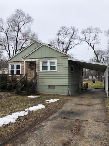 19 Huber Boulevard, Hobart, IN 46342 (MLS #449403) :: Rossi and Taylor Realty Group