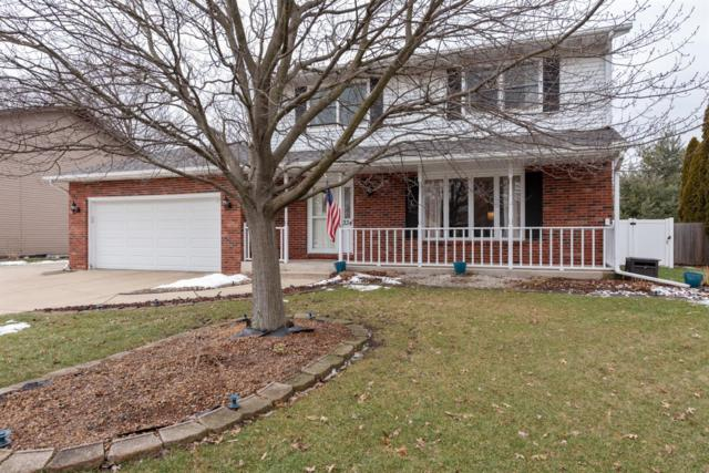 334 Persimmon Drive, Schererville, IN 46375 (MLS #449532) :: Rossi and Taylor Realty Group