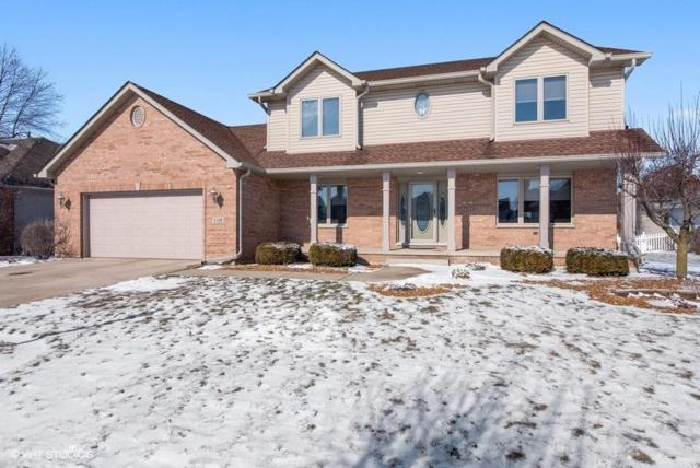 1521 W Clover Lane, Dyer, IN 46311 (MLS #449629) :: Rossi and Taylor Realty Group