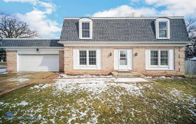 5455 Taney Place, Merrillville, IN 46410 (MLS #449953) :: Rossi and Taylor Realty Group