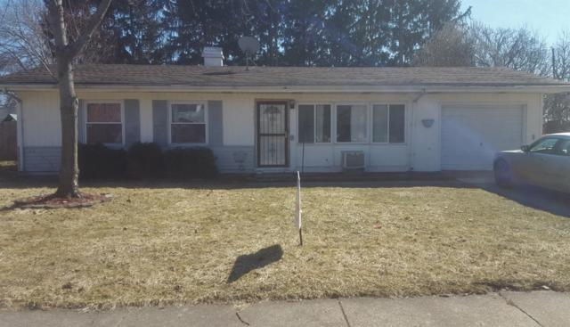911 W 56th Avenue, Merrillville, IN 46410 (MLS #451654) :: Rossi and Taylor Realty Group