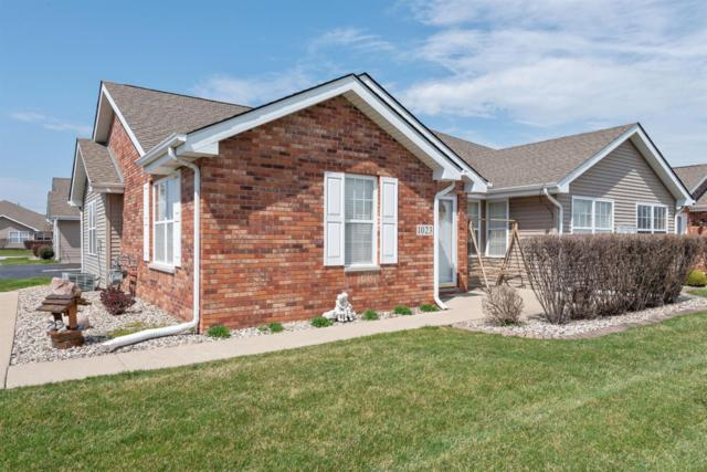 1023 N Woodlawn Avenue, Griffith, IN 46319 (MLS #452917) :: Rossi and Taylor Realty Group