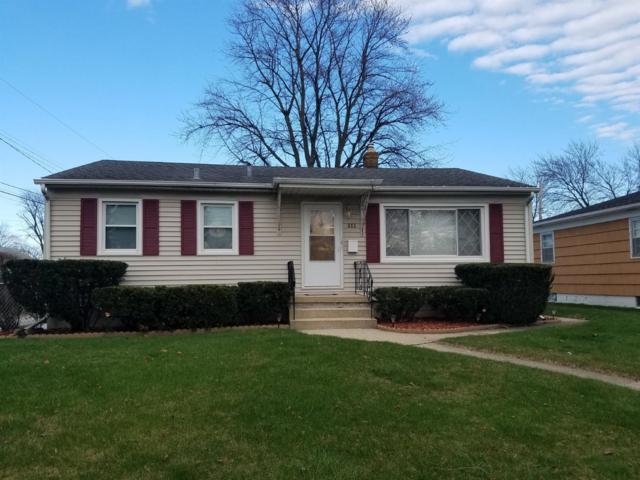 835 N Rensselaer Street, Griffith, IN 46319 (MLS #452974) :: Rossi and Taylor Realty Group
