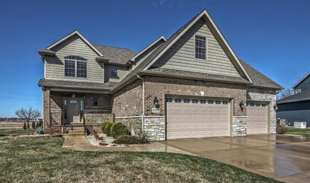 8214 Willowhaven Drive, St. John, IN 46373 (MLS #452979) :: Rossi and Taylor Realty Group