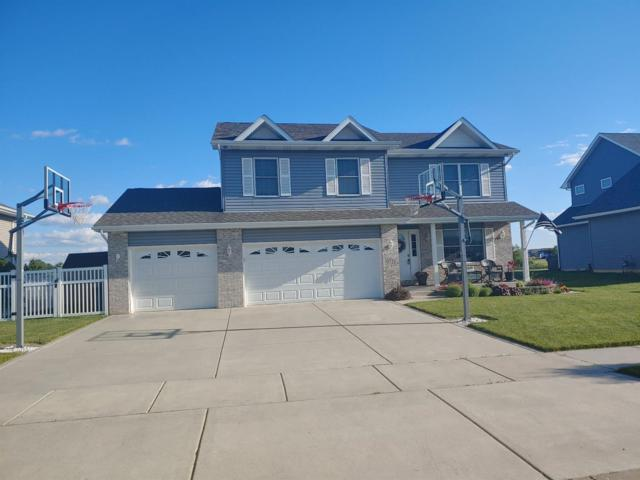 9721 W 148th Place, Cedar Lake, IN 46303 (MLS #456729) :: Rossi and Taylor Realty Group